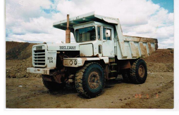 old euclid dump truck australia euclid terex. Black Bedroom Furniture Sets. Home Design Ideas