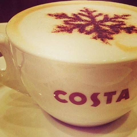 The Praline Cappuccino - Costa