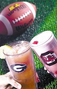 List of lots of tailgating drink recipes