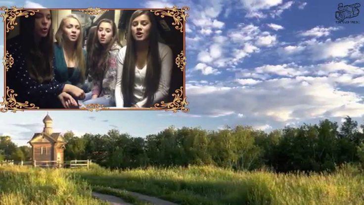 За тихой рекою( Release Video)  За тихой рекою Молитва святая слезами пр...