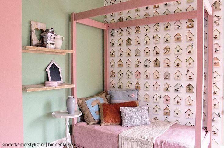 #Meidenkamer #kleurrijk | Styling Huis & Grietje