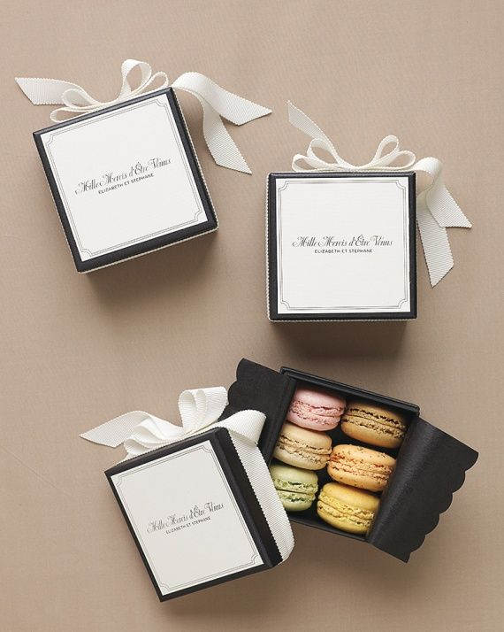 How French Macarons Became A Wedding Dessert Must Have