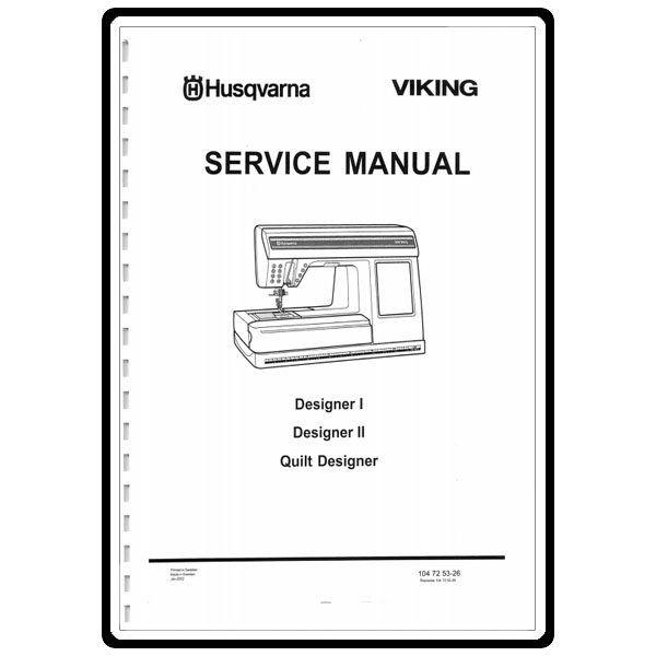 husqvarna sewing machine manual