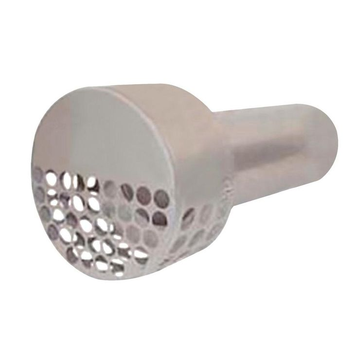 The Forever Cap4 In Dryer Vent Cover In Stainless Steel