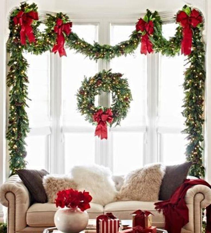 Fantstico Como Adornar Mi Casa En Navidad Vieta Ideas de