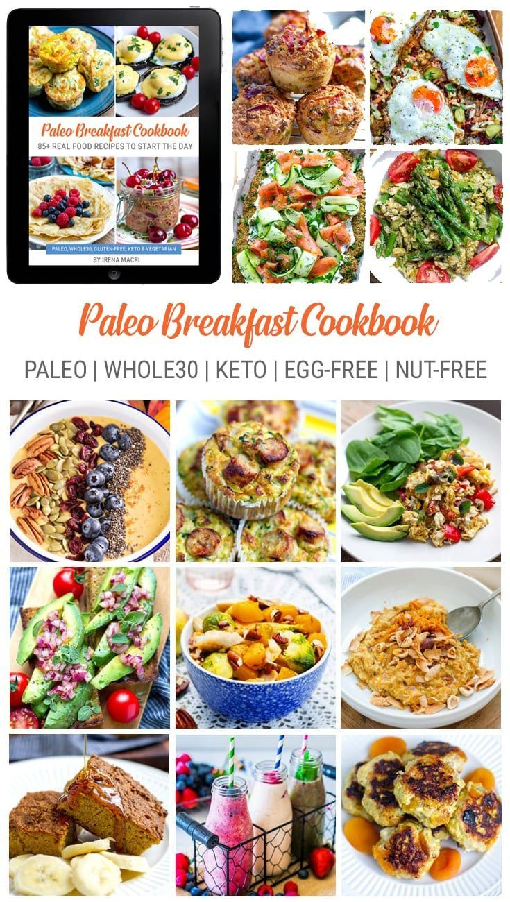 Paleo Breakfast Cookbook Paleo Breakfast Paleo Recipes Breakfast Paleo Recipes Easy
