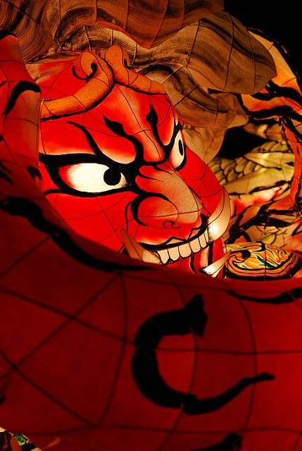Aomori Nebuta Festival, Japan my first year at Misawa AB I attended this festival....