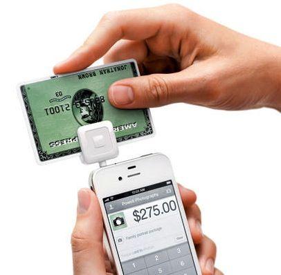iphone credit card reader / PoS