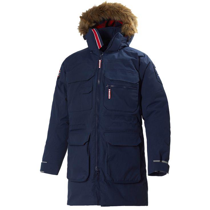 NEW AALESUND FLOW PARKA - Homme - Vestes | Helly Hansen Official Online Store