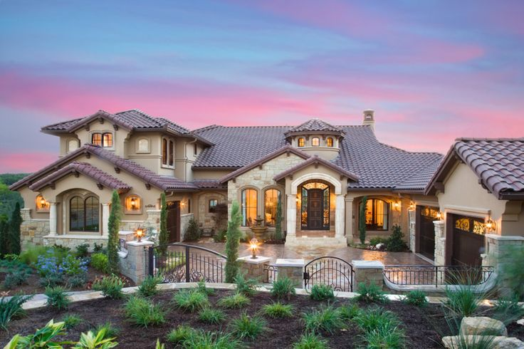 custom-home-mediterranean-exterior-fantastic-design-ideas