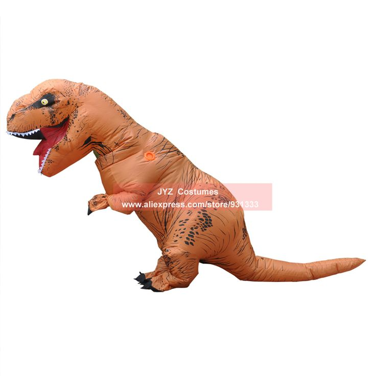 T-REX Inflatable Dinosaur Costume For Adults Halloween Costume Fan Operated Disfraces Adultos Jumpsuit Fancy Dress Outfit Suit -  Buy online T-REX Inflatable dinosaur costume for adults Halloween costume Fan Operated disfraces adultos jumpsuit Fancy Dress Outfit Suit only US $41.80 US $36.78. We provide the best deals of finest and low cost which integrated super save shipping for T-REX Inflatable dinosaur costume for adults Halloween costume Fan Operated disfraces adultos jumpsuit Fancy…