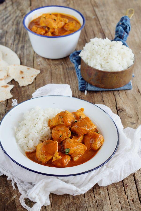 Mi Gran Diversión: Pollo tikka masala by Jamie Oliver