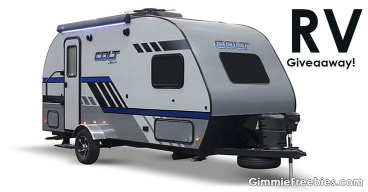 Bullet Colt RV Travel Trailer Giveaway! ($18,625 Value) - http://gimmiefreebies.com/bullet-colt-rv-travel-trailer-giveaway-18625-value/ #Camp #Camping #Giveaway #Prize #Rv #Travel #Ttot #Vacation #Winner #ad