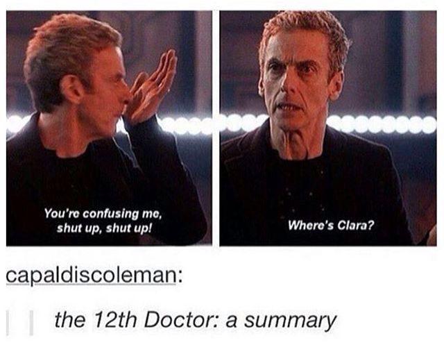Where's Clara?