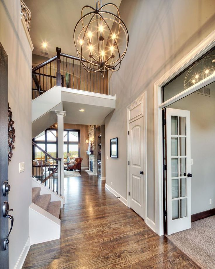 Loving This Open Concept By Tollbrothers: 25+ Best Ideas About Open Entryway On Pinterest