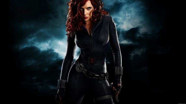 Scarlett Johanson Black Widow redhead HD Wallpaper - http://www.hdwallpaperuniverse.com/scarlett-johanson-black-widow-redhead-hd-wallpaper/
