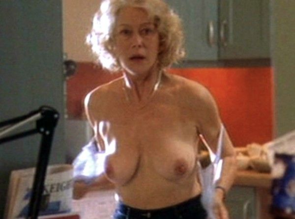 Very Helen mirren naked movie scenes something