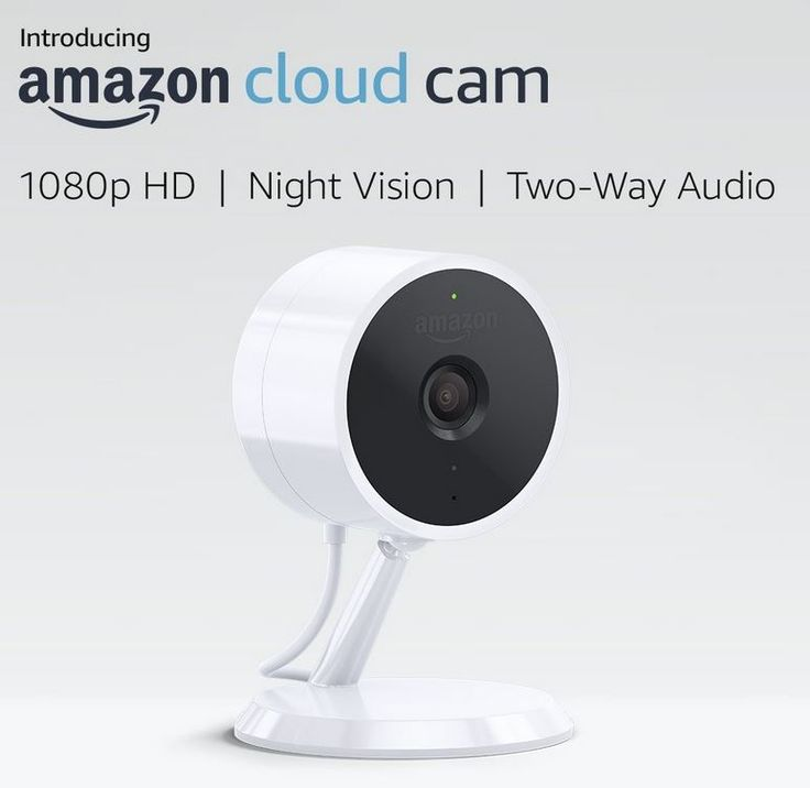 Deal of the Day Save 30 on Amazon Cloud Cam for 1/29