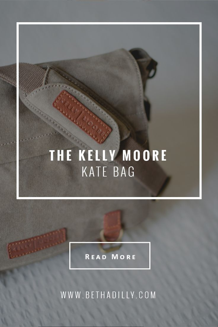The Kelly Moore Kate Bag | bethadilly photography