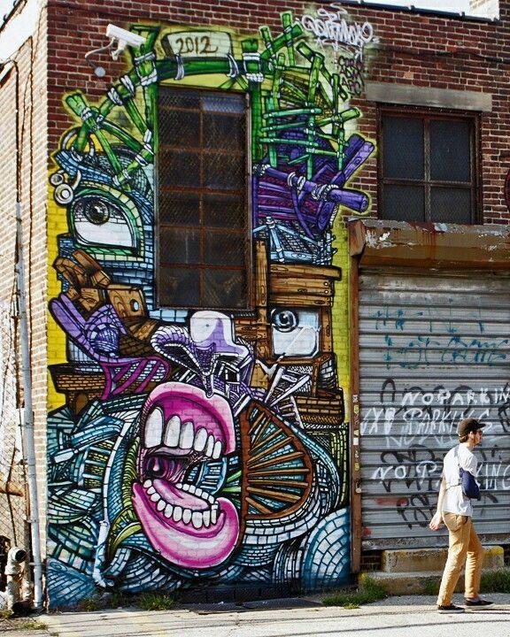 Read all about Bushwick's burgeoning art scene on The Culture Trip: http://theculturetrip.com/north-america/usa/new-york/articles/nyc-culture-guide-bushwick-s-10-best-contemporary-art-galleries/?utm_source=pinterest&utm_medium=pinterest&utm_campaign=pinterest-art