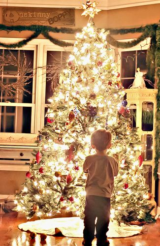 Last year I posted a quick tutorial on how to take glowing pictures of your Christmas tree at night. Here is the photo of my kid that I showed off in that post.  Talk about capturing the spirit of the season! If you have a dSLR camera, this tutorial is a must-see and repin for later. Continue reading →