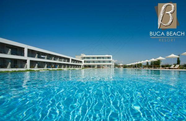 """ΜΕΣΣΗΝΙΑ <br /> 6ήμερο για Ιούλιο και Αύγουστο στο """"BUCA BEACH RESORT"""" με πρωινό και Spa"""