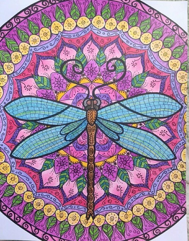 Una libélula para Yami