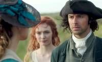 The Poldark Love Triangle ... interesting listening to the viewpoints of the actresses; reflect their characters