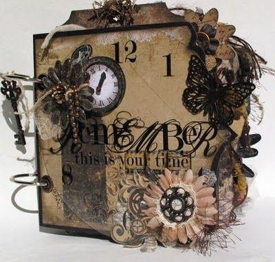 TimePiece album by Steff