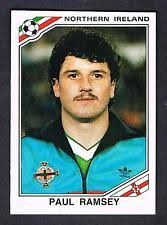 Image result for mexico 86 panini scotland mcstay
