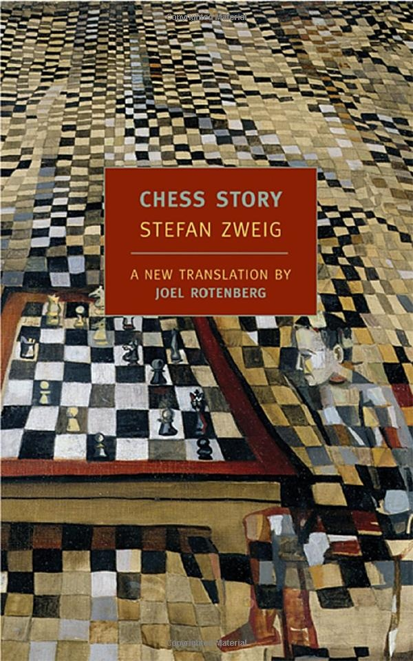 Chess Story (The Royal Game) by Stefan Zweig. It's one of the most impressive books I've ever read.