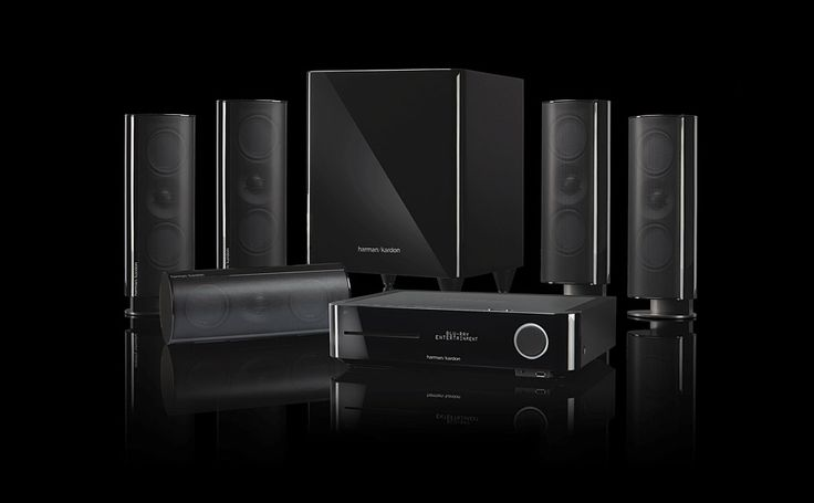 Harmon Kardon BDS 800 Home Theater System ($1,500)