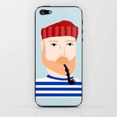 Sailor iPhone skin