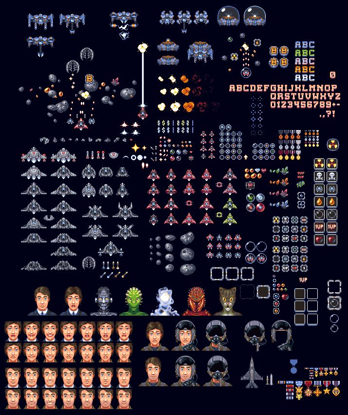 Creative commons pixel art - http://forums.tigsource.com/index.php?topic=14166.0