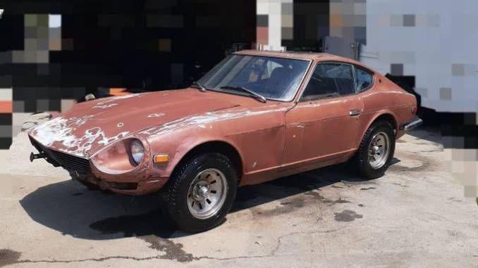 1973 Project In Delano Ca In 2020 Delano Datsun Projects