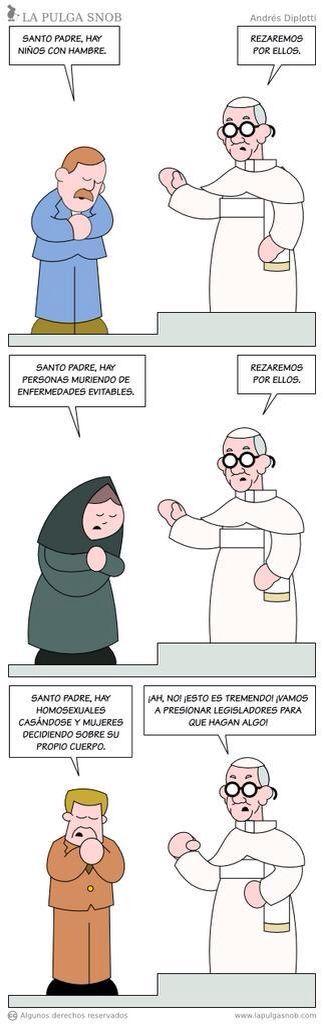 Iglesia pasiva versus iglesia activa