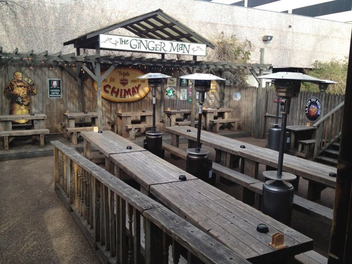 Ginger Man, The Pub, Beer Garden, Pints, Pup, Burgers, Patios, Dallas, Cheer