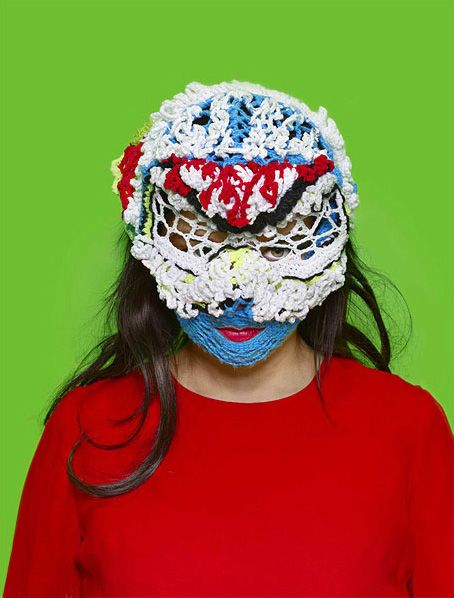 bjork and the mexican hockey mask