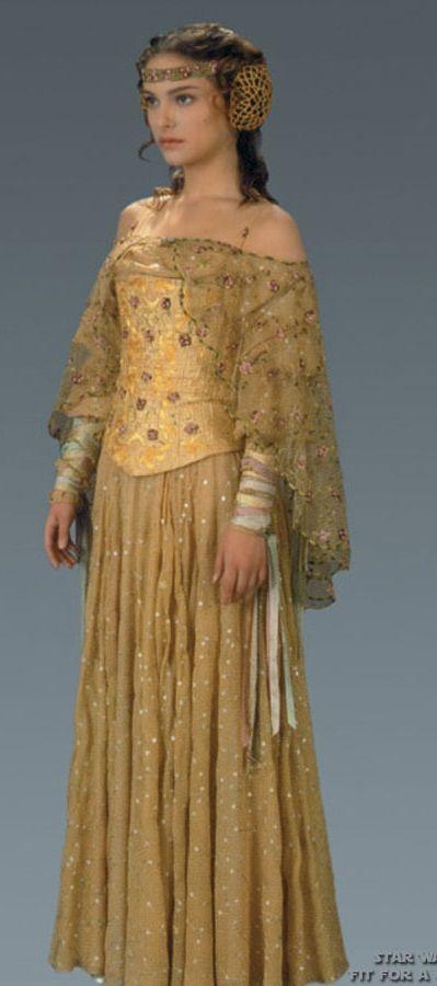 Padme's Picnic Dress | Star Wars