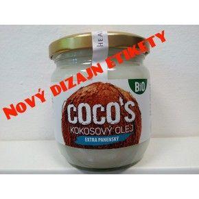 Health Link BIO Kokosový olej 400 ml - NEL.SK