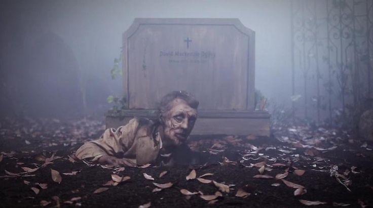 El Club de Creativos nos felicita la Navidad con un vídeo de muerte
