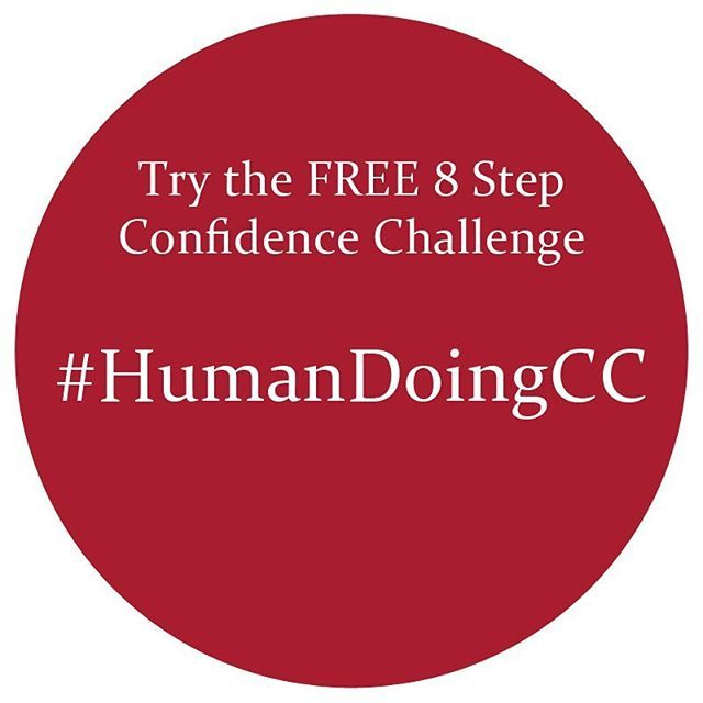 Sign up today to take part in the #HumanDoingCC In 7 days you'll feel more…