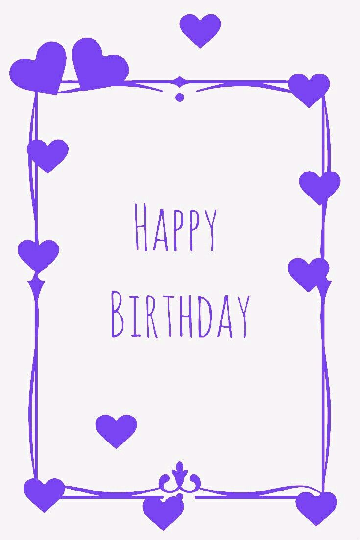 17 Best Images About B Day Cards For FB On Pinterest Birthday