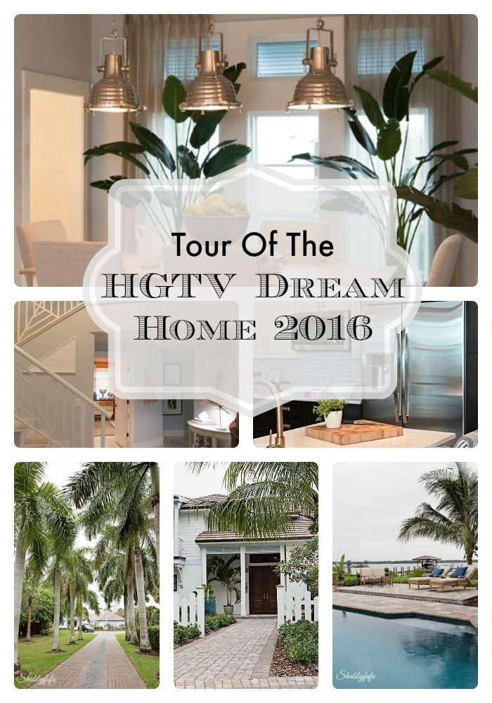 HGTV Dream Home 2016 Tour/shabbyfufublog.com