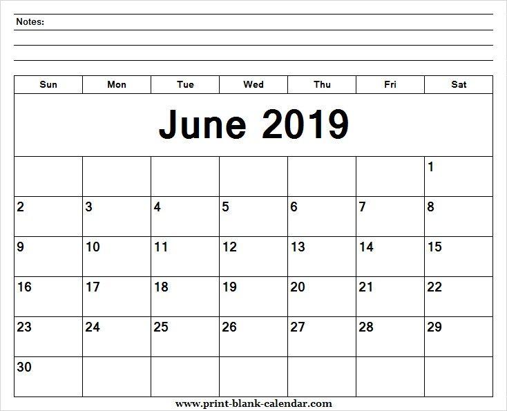 Cute June 2019 Calendar Activities For Kids Printblank Calendar