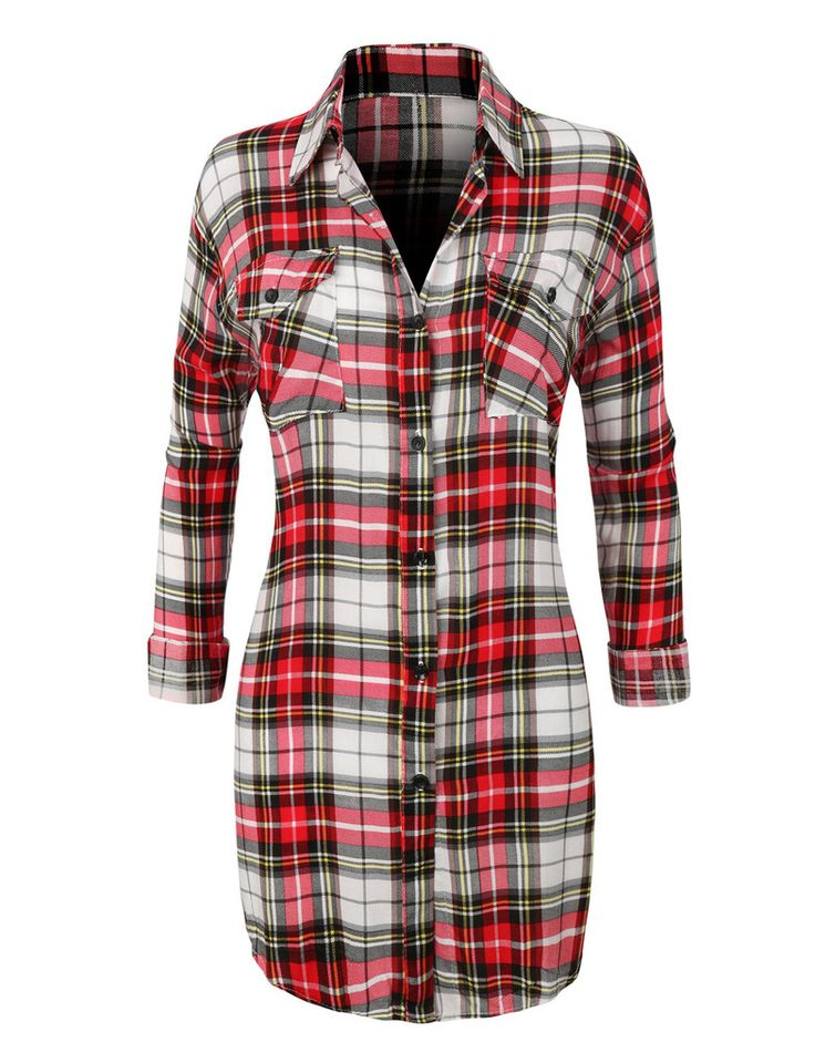 1000 ideas about plaid shirt women on pinterest blouses for Plaid button down shirts for women