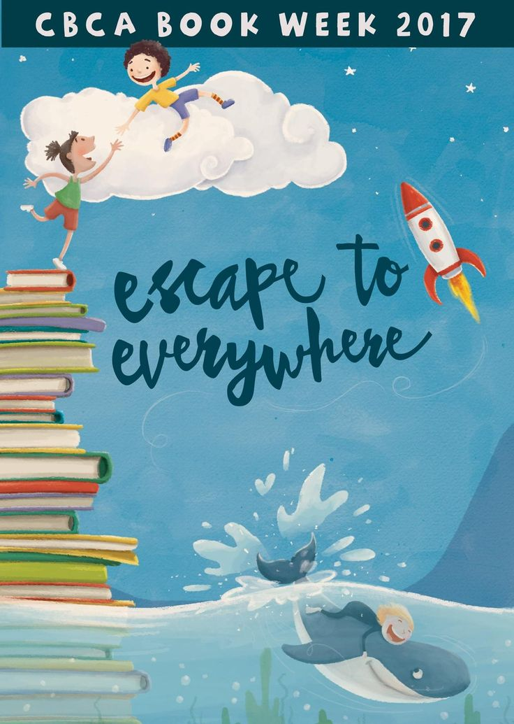 Book Week 2017 Escape To Everywhere