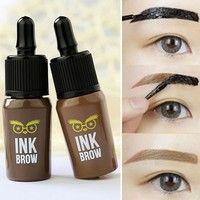 Wish | Peel Off Eyebrow Enhancers Eye Brow Gel Tattoo Glue Waterproof Long Lasting  Eyebrow