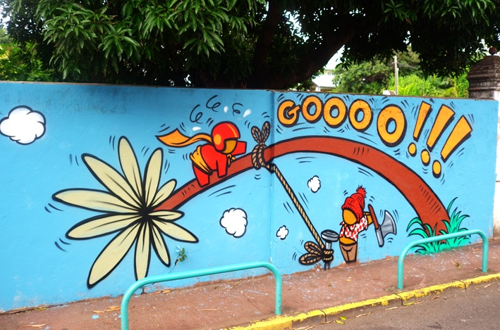 New session in Reunion Island - JACE / GOUZOU