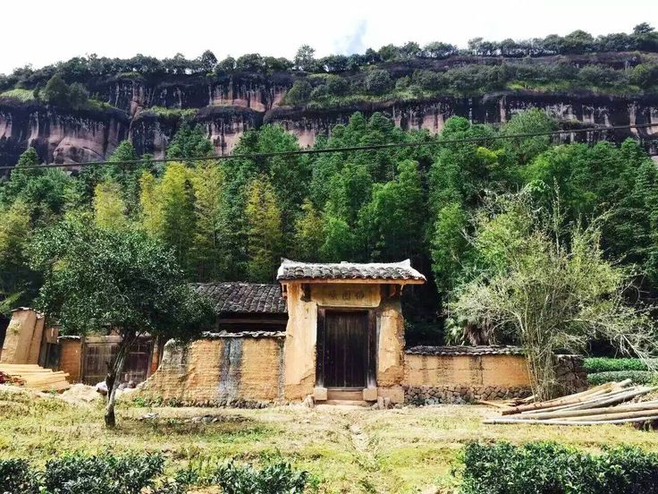 The relics of Fo Guo Yan Tea mill which, established at the end of Qing Dynasty, was one of the earliest tea mills in the Wuyishan Mountain with a history of more than 100 years now. It would be listed as one of the cultural heritages of Fujian Province soon. http://www.viconyteas.com/wuyi-rock-tea.html 武夷山境内的最早的茶厂之一佛国岩茶厂遗址, 其创建于清末民初,至今已经一百多年了。现即将被申报为福建省文化遗产。